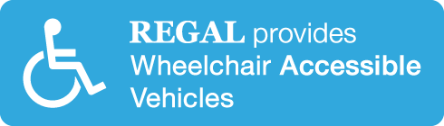 Regal Cabs provides Wheelchair Accessible Vehicles.